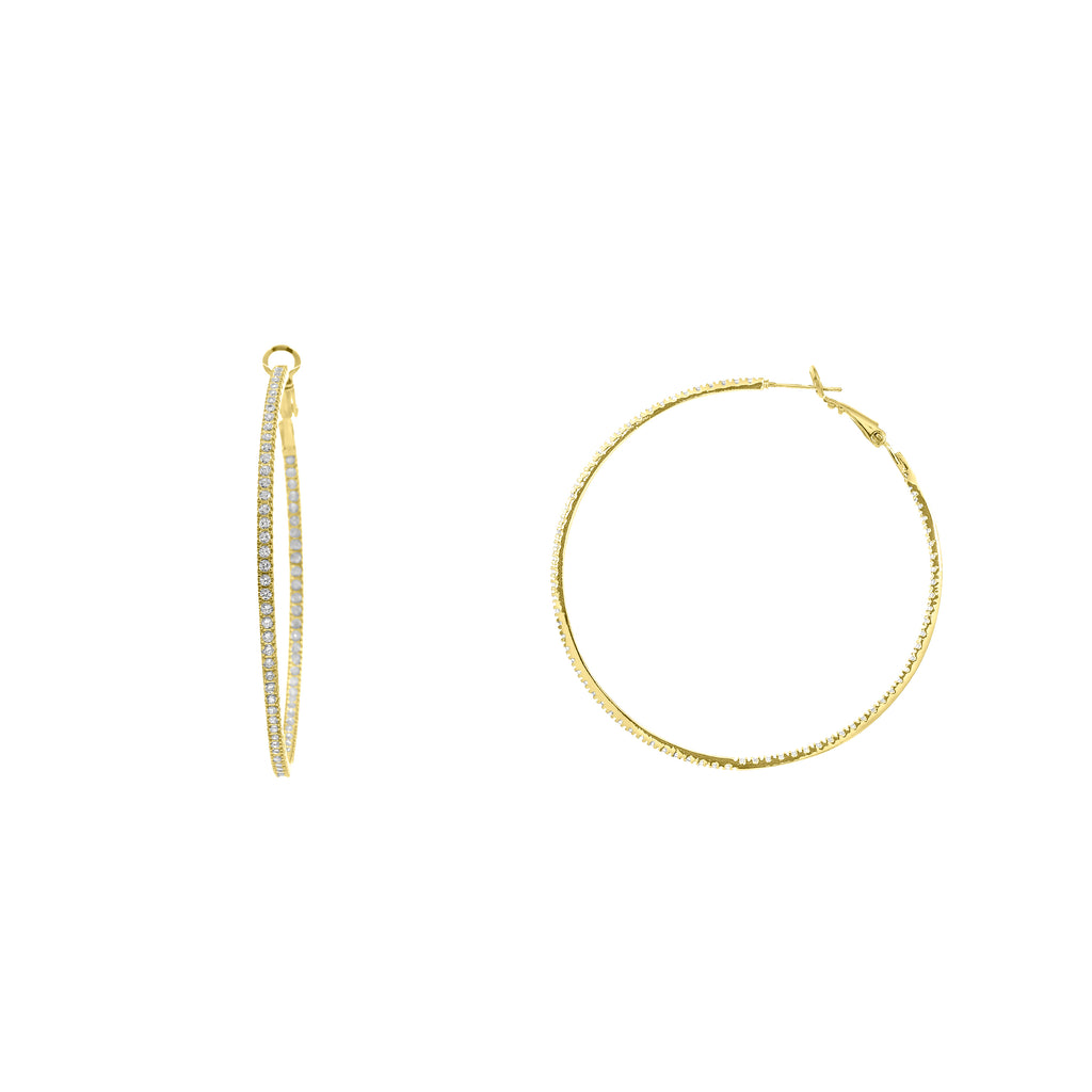 The Diamond Hoops