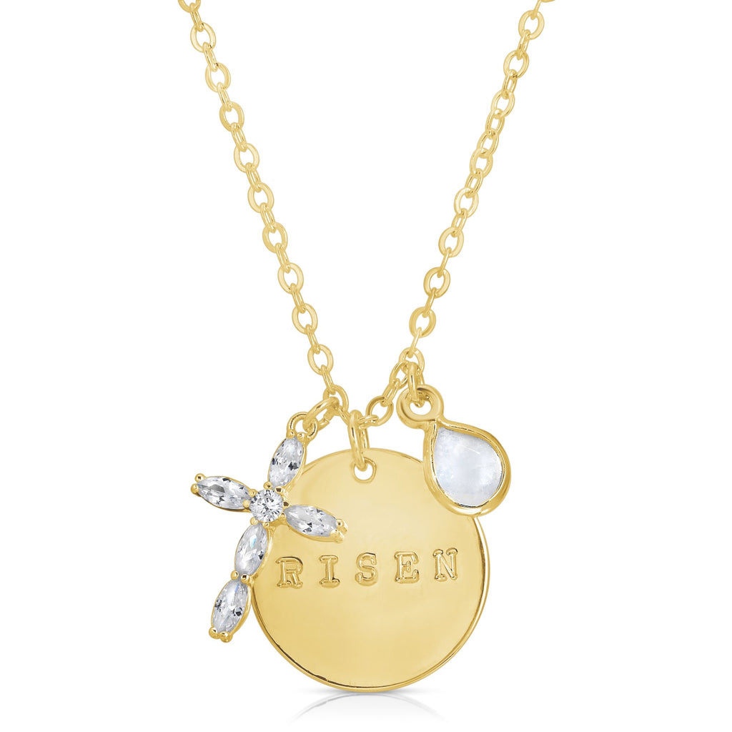 The Risen Necklace