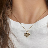 The Elephant Necklace