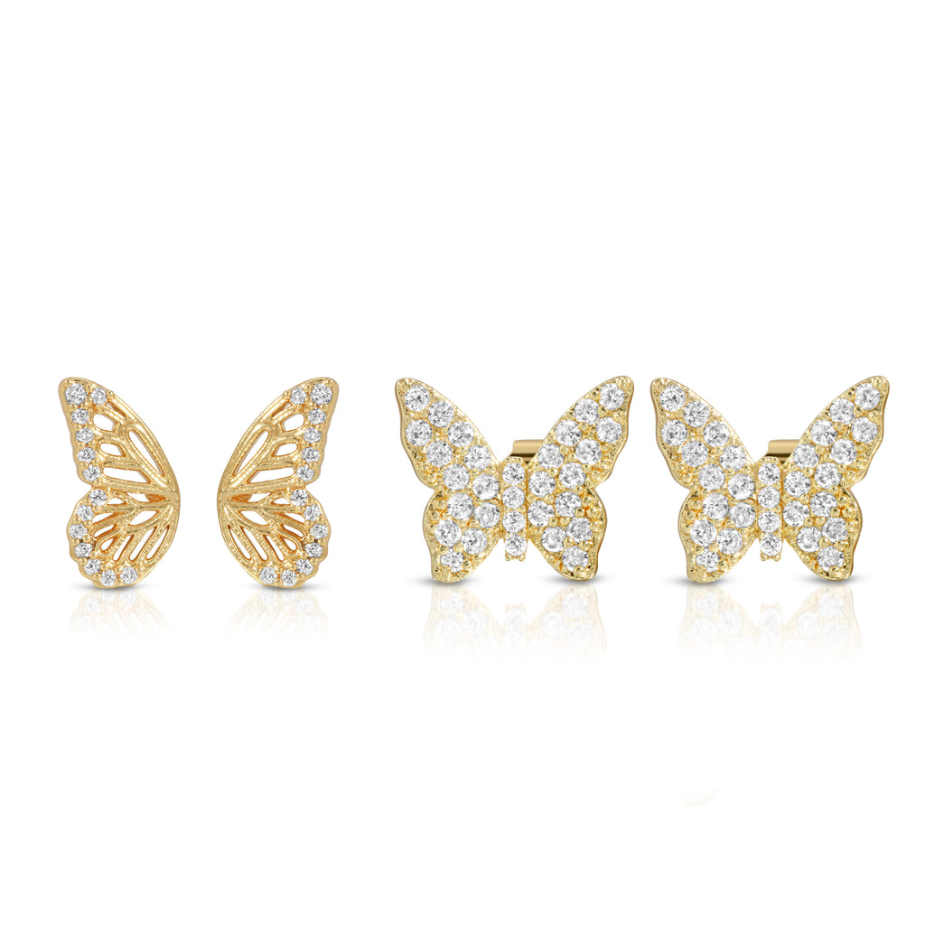 The Monarch Earring Set