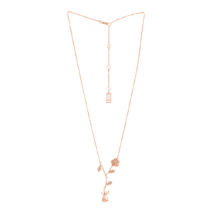 ROSE GOLD LA VIE EN ROSE PENDANT