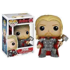 Les figurines Funko Pop Avengers