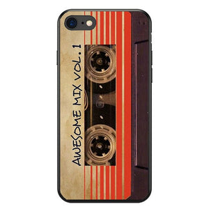 "Coque Gardiens de la Galaxie ""Awesome Mix Vol.1"""
