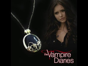 The Vampire Diaries Katherine's Anti Sunlight Necklace