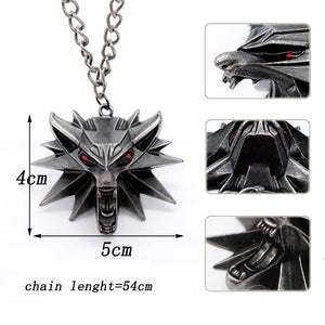 The Witcher 3 pendant Geralt's Necklace