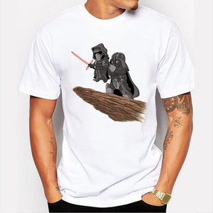 The Lion King / Darth Vader - Kylo Ren T-Shirt
