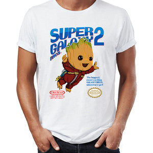 Super Galaxy 2 Bros T-Shirt