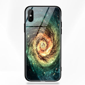 Glass Space Design iPhone Case