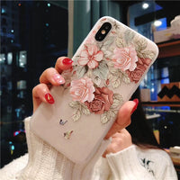 Pink Flower iPhone Case
