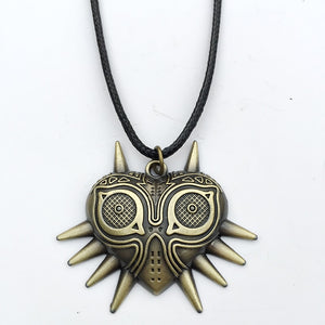 Legend of Zelda Majora's Mask Necklace