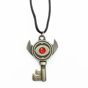 The Legend of Zelda Boss Keys Necklaces