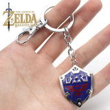 Legend of Zelda Link Shield Keychain