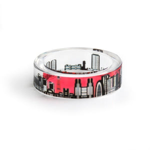 City Resin Ring