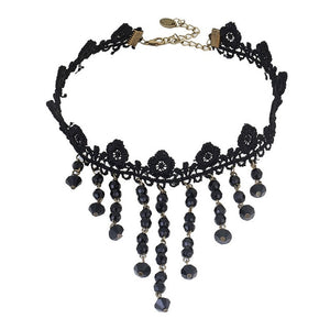Lace Gothic Choker (Style 16)