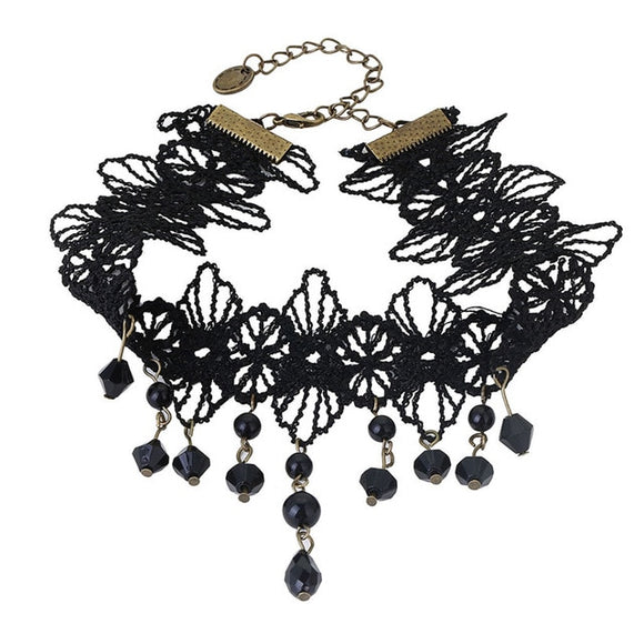 Lace Gothic Choker (Style 11)