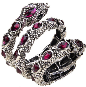 Snake Armlet (Purple)