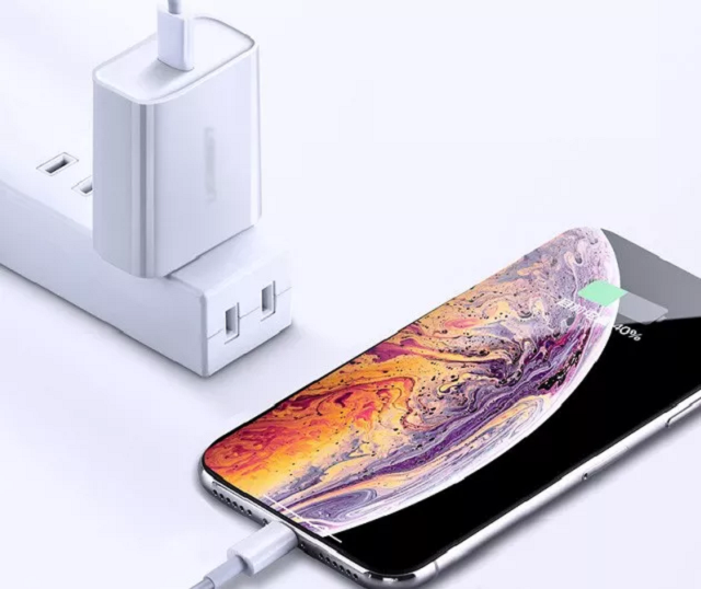 iPhone Fast-Charge Program