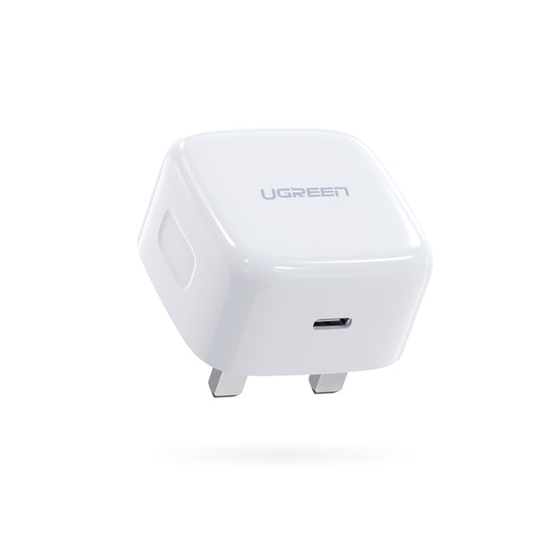 18W PD USB C Charger (UK Plug)