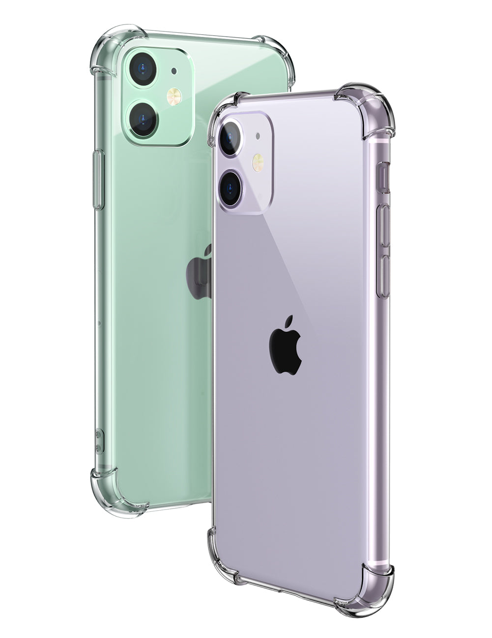 Clear Protective Case for iPhone 11 - Ugreen