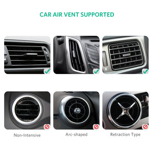Air Vent Car Phone Holder