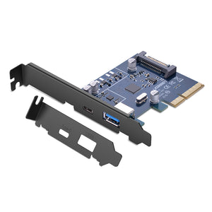 USB 3.0 PCI-E Card Adapter
