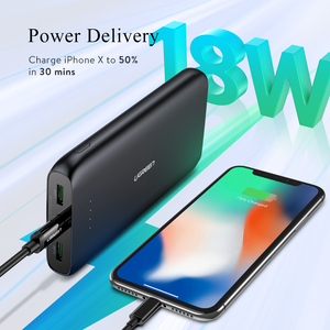 20000mAh USB C PD Power Bank