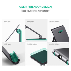 Metal Foldable Phone Holder Stand