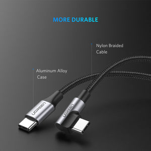60W PD USB C Fast Charging Cable
