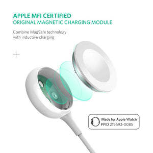 MFi Charging Cable for Apple Watch - Ugreen