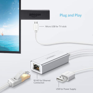 Ethernet Adapter for Fire TV Stick - Ugreen