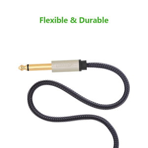 Premium 6.35mm Mono TS Cable - Ugreen