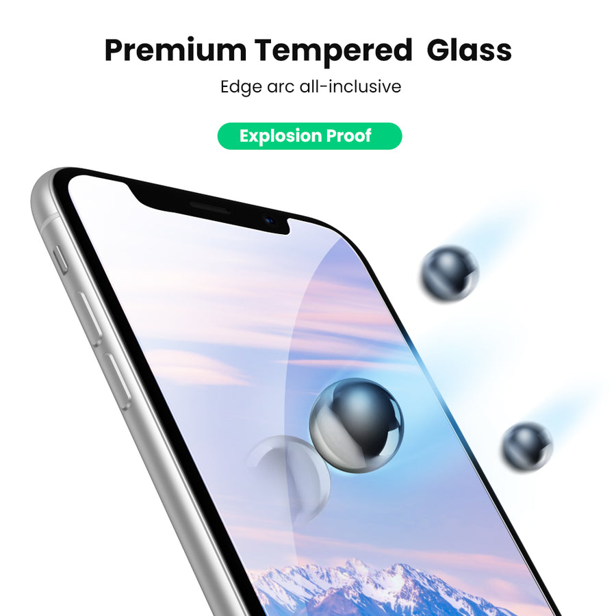 2 Pack Screen Protector for iPhone 11