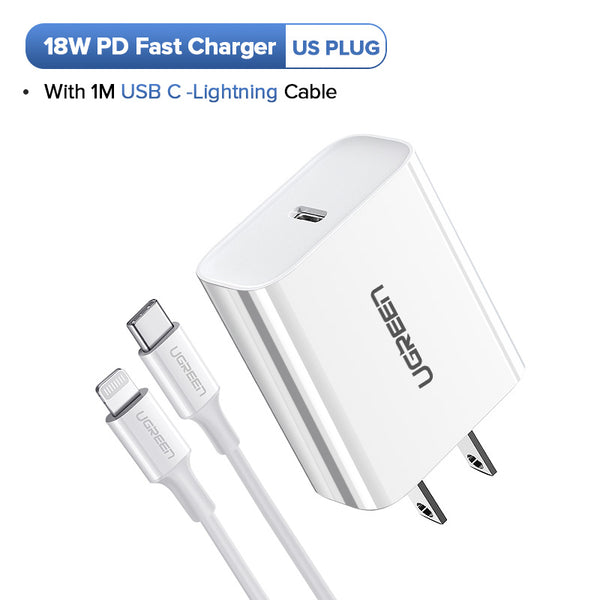 Fast PD Charger Kit for iPhone X