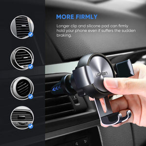 Car Air Vent Auto-Lock Phone Mount - Ugreen