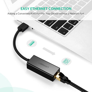 USB 3.0 to Gigabit Network Adapter
