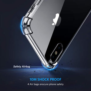 Clear Case for iPhone X/XS - Ugreen