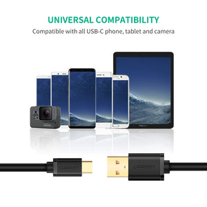 3A Fast Charge USB-C Cable - Ugreen