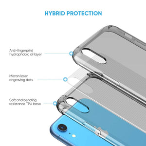 Clear TPU Case for iPhone XR / XS - Ugreen