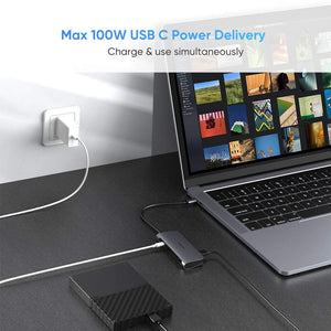 6 in 1 USB-C Hub - Ugreen