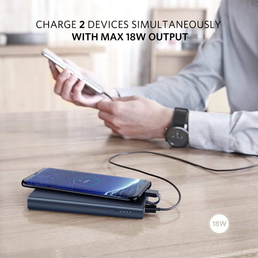 10000mAh USB-C QC 3.0 Power Bank - Ugreen