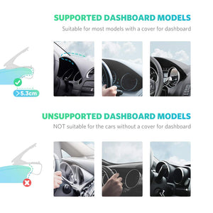 Car Dashboard Phone Holder - Ugreen