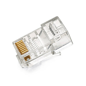 50 Pack Cat5 Cat5E RJ45 Connector - Ugreen