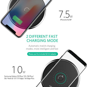 7.5W Wireless Charger for iPhone Xs - Ugreen