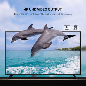 4K USB C to DP Video Adapter