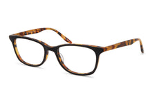 Load image into Gallery viewer, Matte Black Amber Tortoise