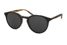Load image into Gallery viewer, Black Amber Tortoise / Vintage Grey