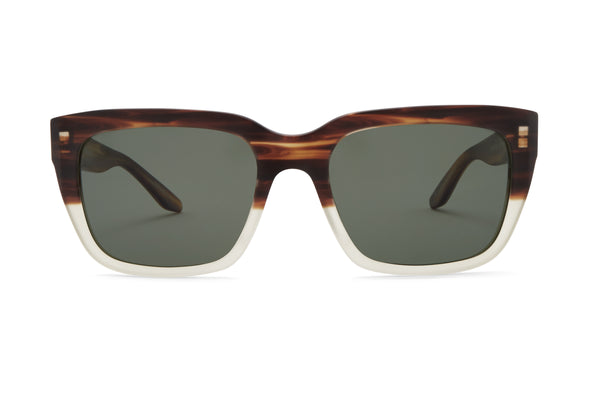 Matte Hickory Champagne Gradient / Safari Polarized (AR)