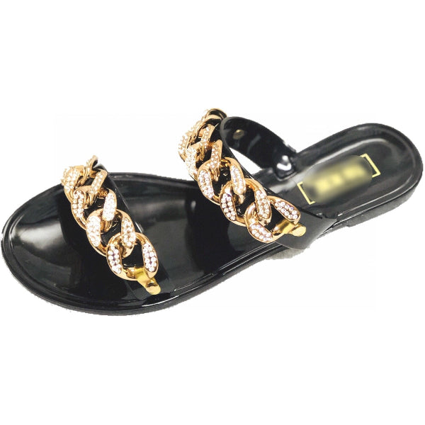 Cuban chain Link Slides