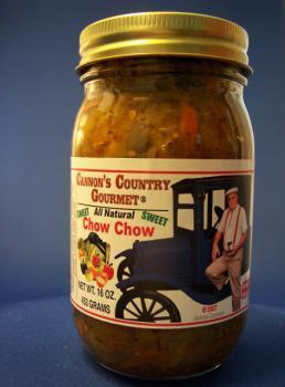 Cannon's Country Gourmet Chow Chow 3-pack Jarred Goods Cannon's Country Gourmet