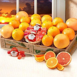 FLORIDA SUNSET DELUXE (Shipping Included) Gift Baskets Parkesdale Market